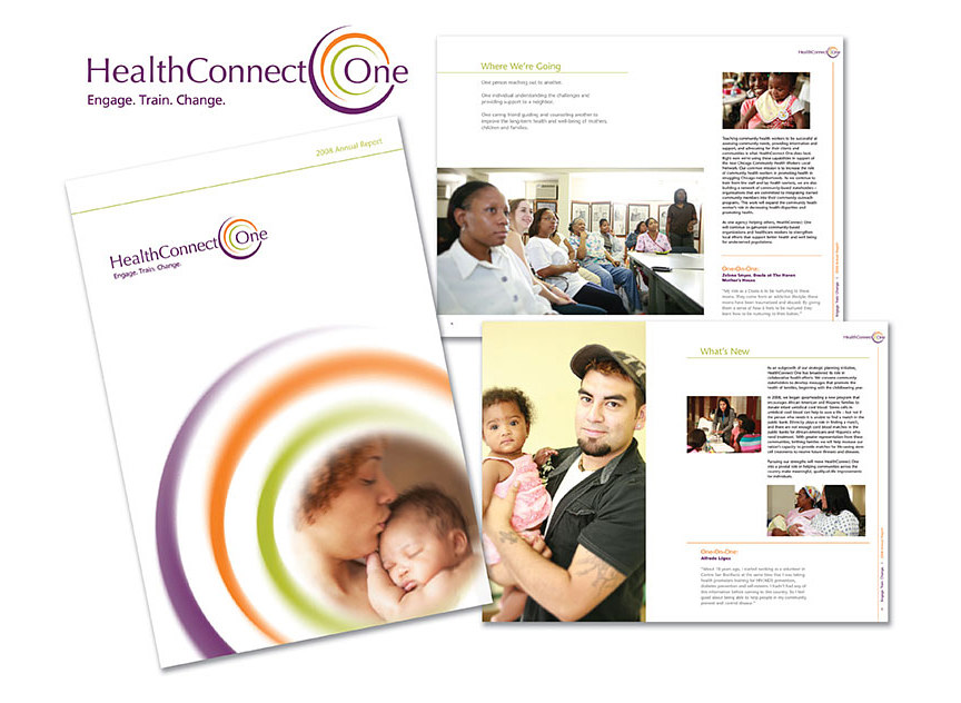 HealthConnect One by Robert Porazinski