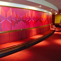 2. Century II Theater Lobby. by Jon Harris