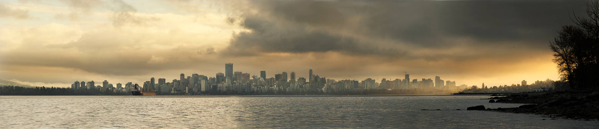 Vancouver 1 by Jim Friesen