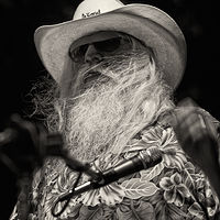 Leon Russell, 2014 by Jim Holbrook