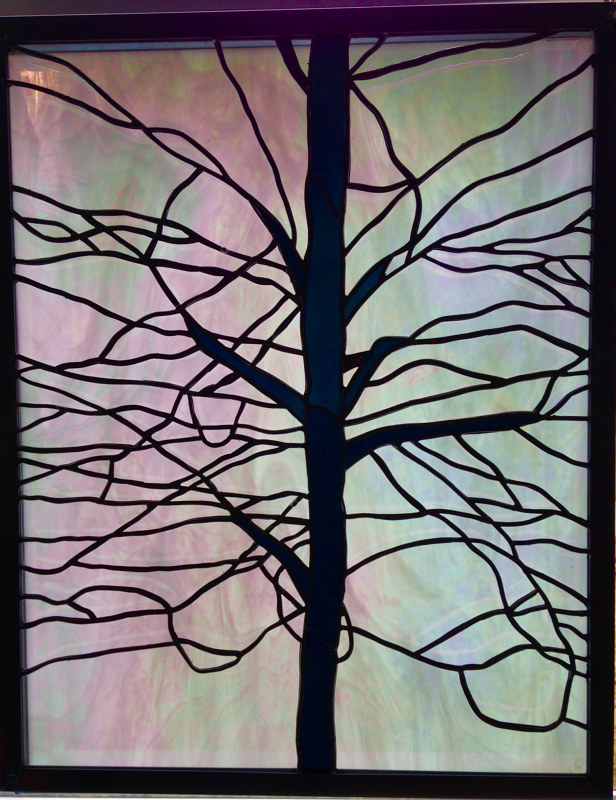 Portrait of a Tree by Evi Cundiff