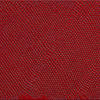 Drawing Dragonskin in Garnet Red by Sue Ellen Brown