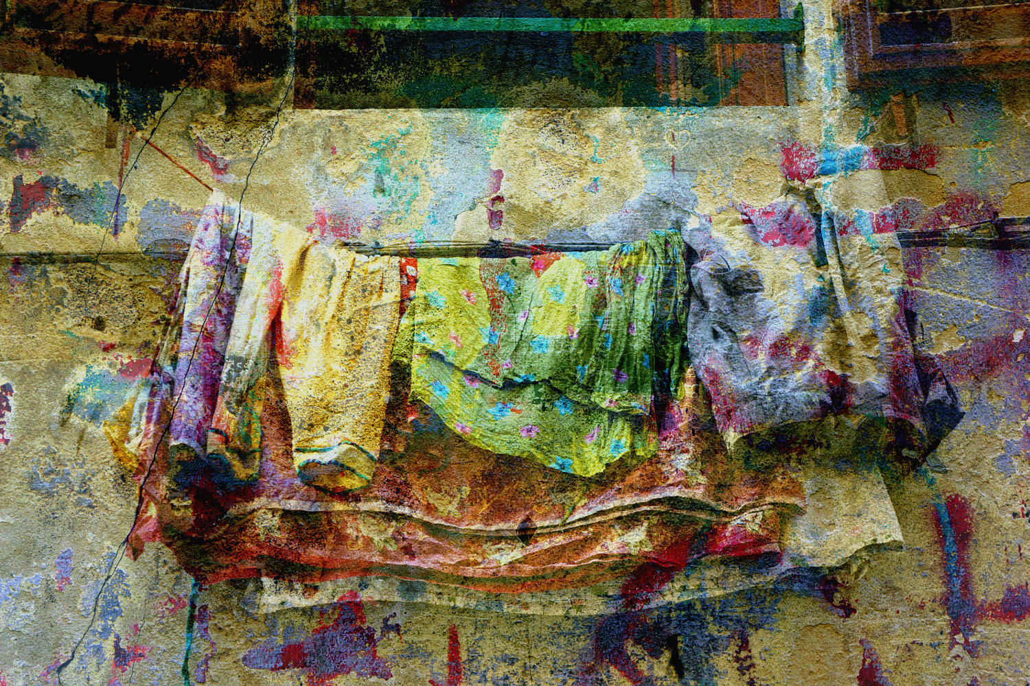 Print Laundry Montefalco by Linda Richardi
