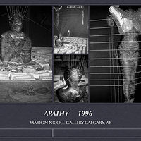 Apathy 1996 by Monique Blom