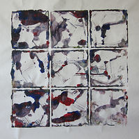 Acrylic painting 02082014-4 by Bill Campbell