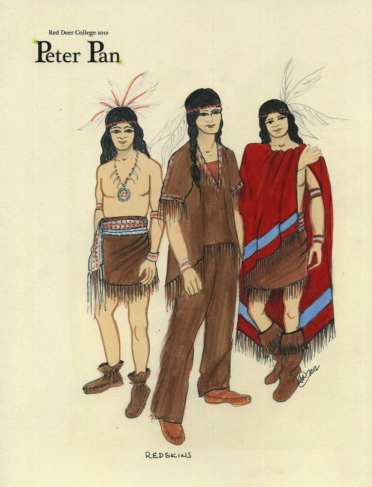 Redskins by Angela Dale
