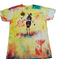 Print TieDye Med Kyle Origianal #1 by Kyle Heinly