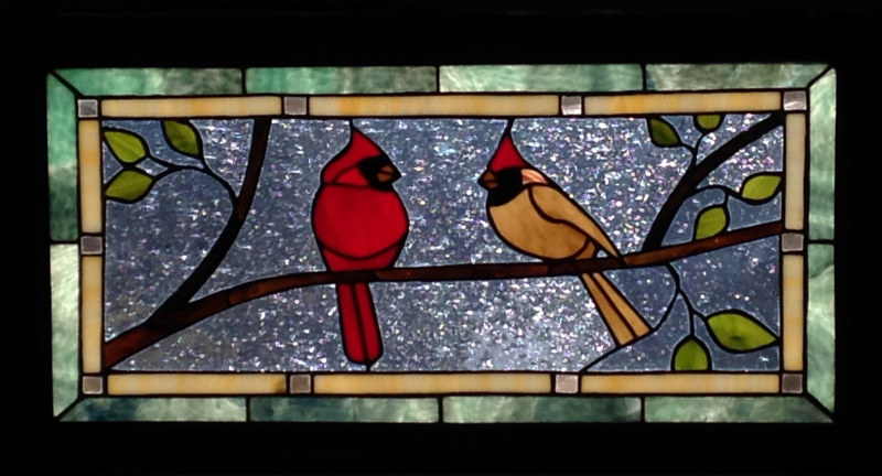 Photography Happy cardinals by John Boyd