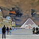 THE LOUVRE PLAZA by Joeann Edmonds-Matthew