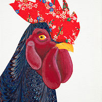 Photography Rooster 1 by Lisa Lackey