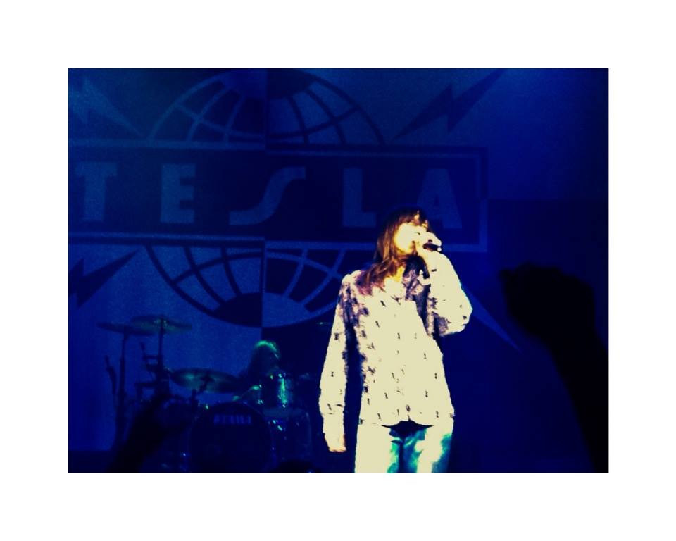 Jeff Keith-Tesla-House of Blues by Ann Marie  Vancas