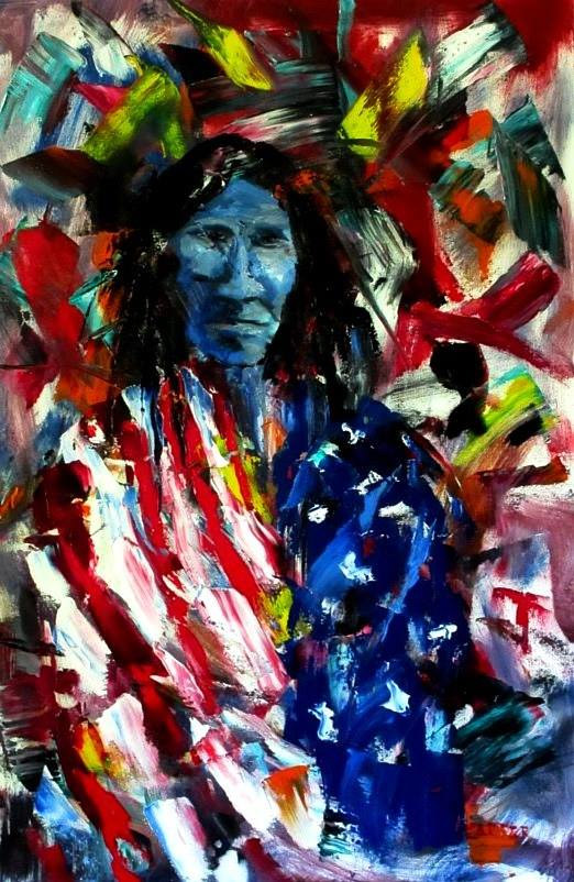 American Native by Larry Carter