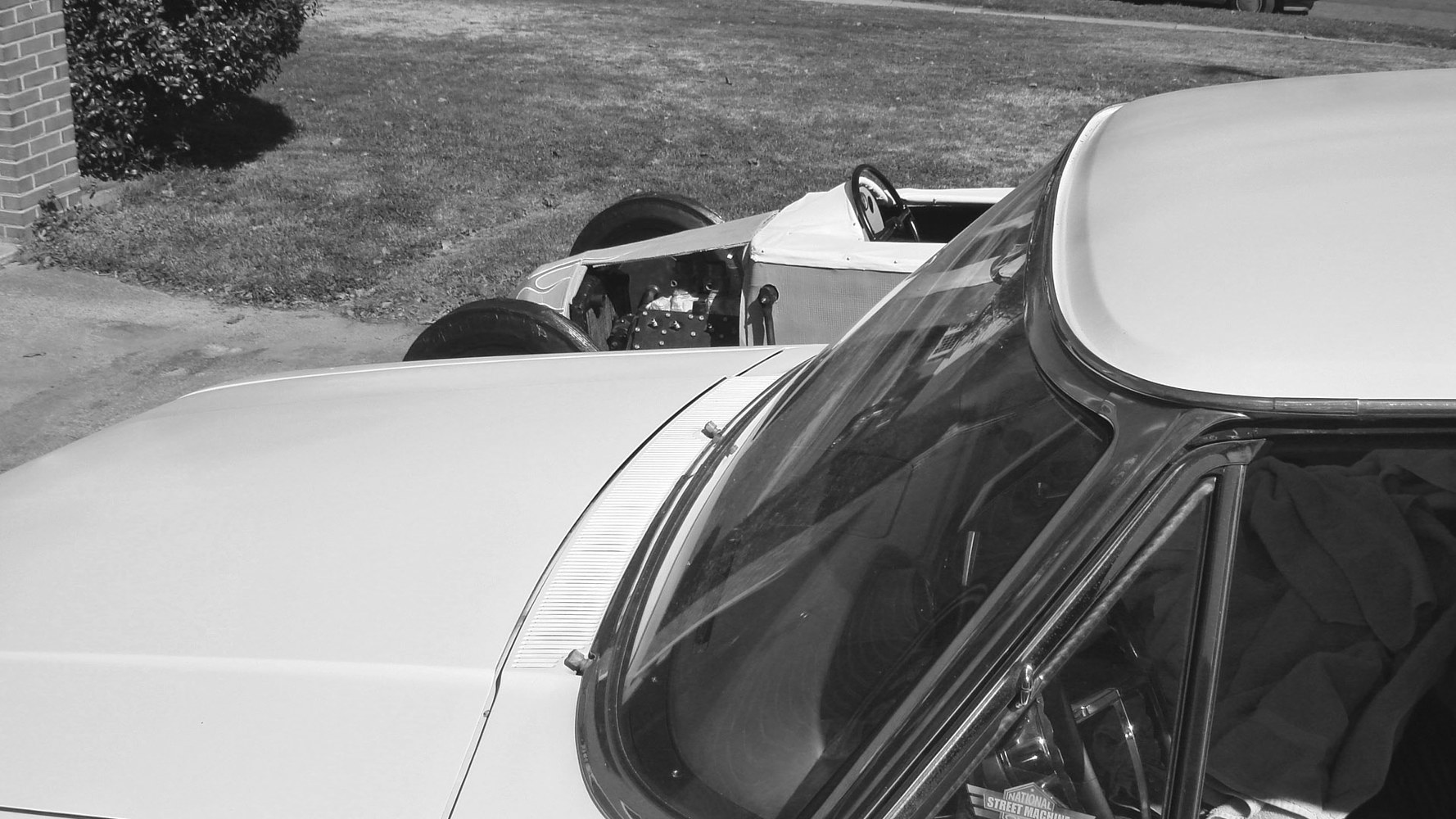 Photography Galaxie and K Bucket by Tom Kenyon