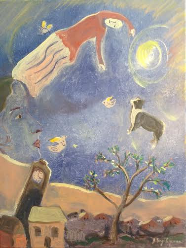 In the Interest of Chagall by June Long-schuman
