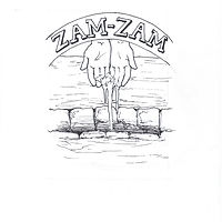 Product Lable-Zam Zam by Elizabeth Mercer