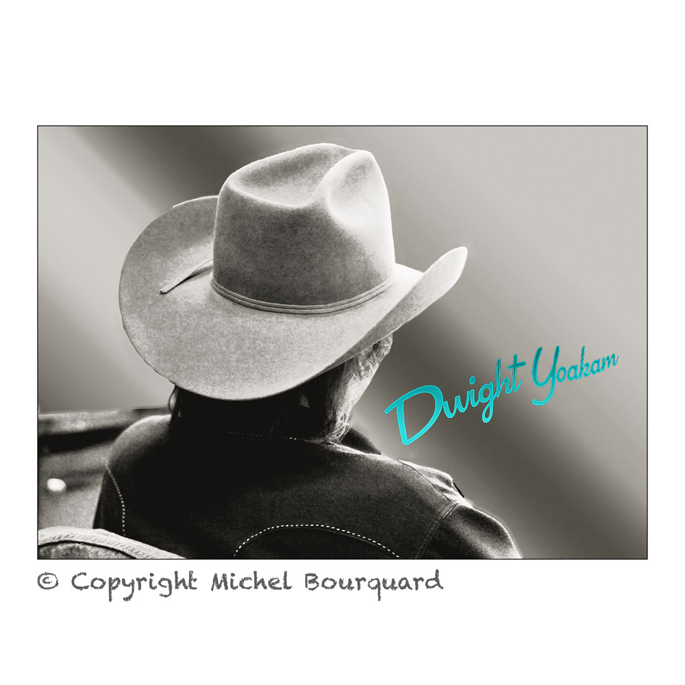 001-Dwight Yoakam  by Michel Bourquard