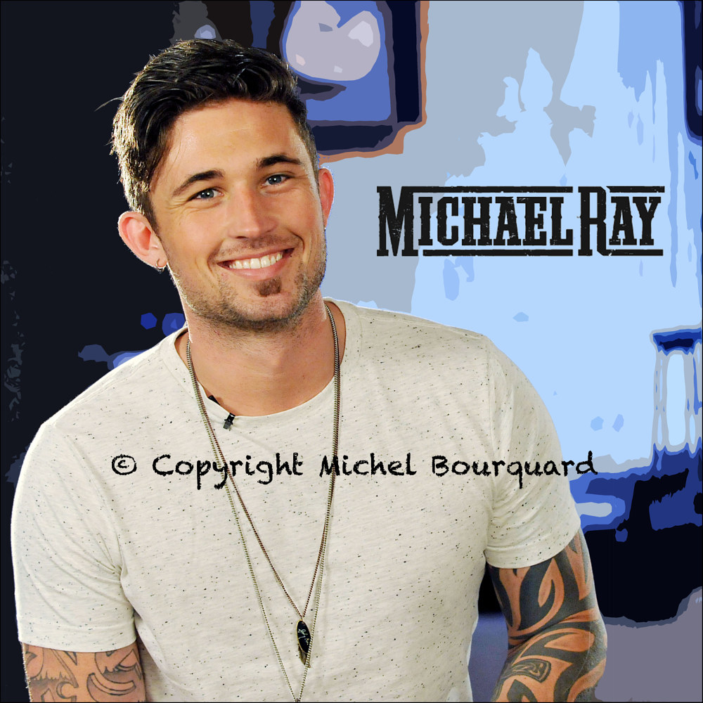 010-Michael Ray  by Michel Bourquard