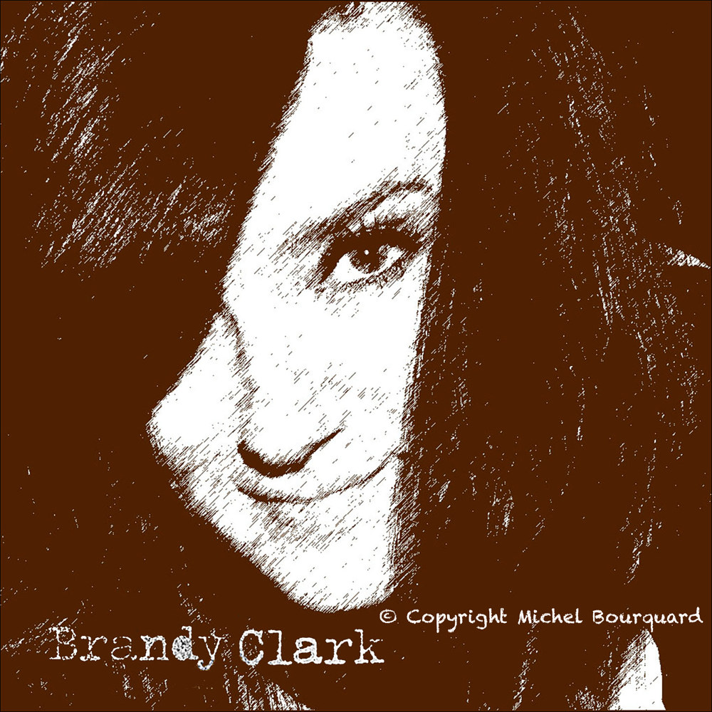 013-Brandy Clark  by Michel Bourquard