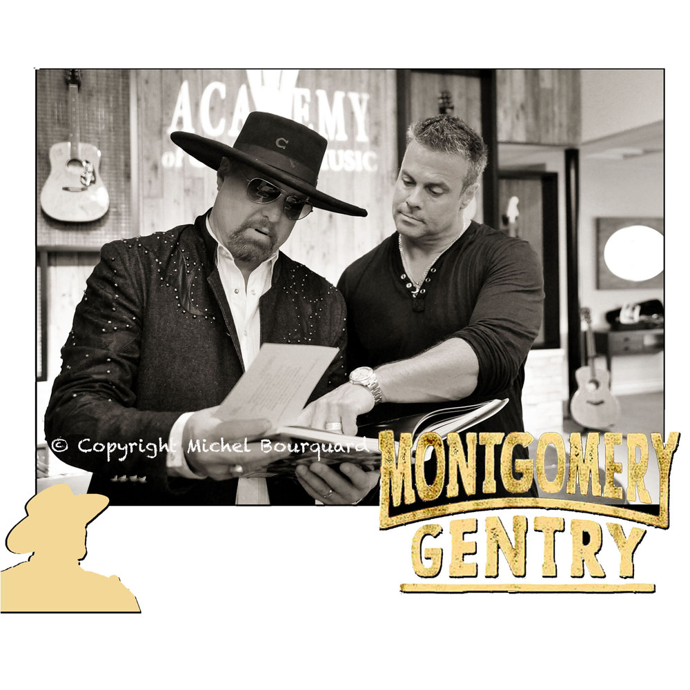 017_Montgomery Gentry  by Michel Bourquard
