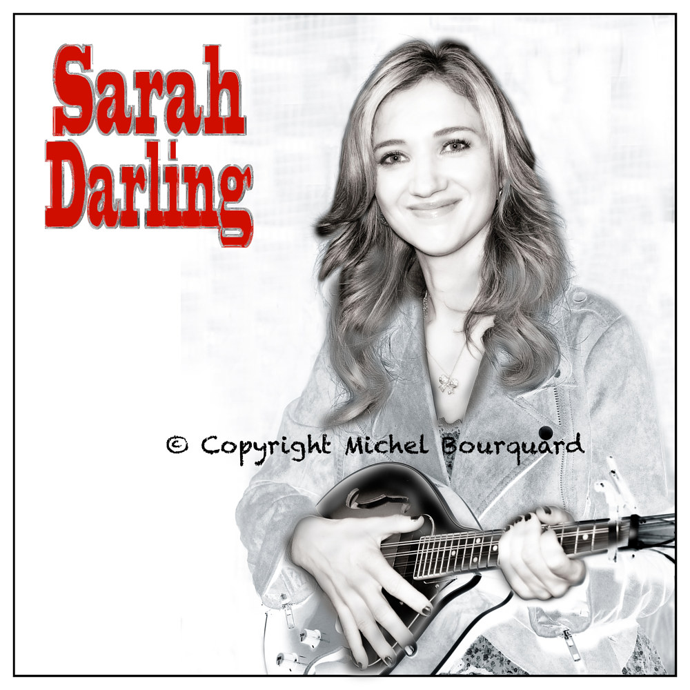 041-Sarah Darling  by Michel Bourquard