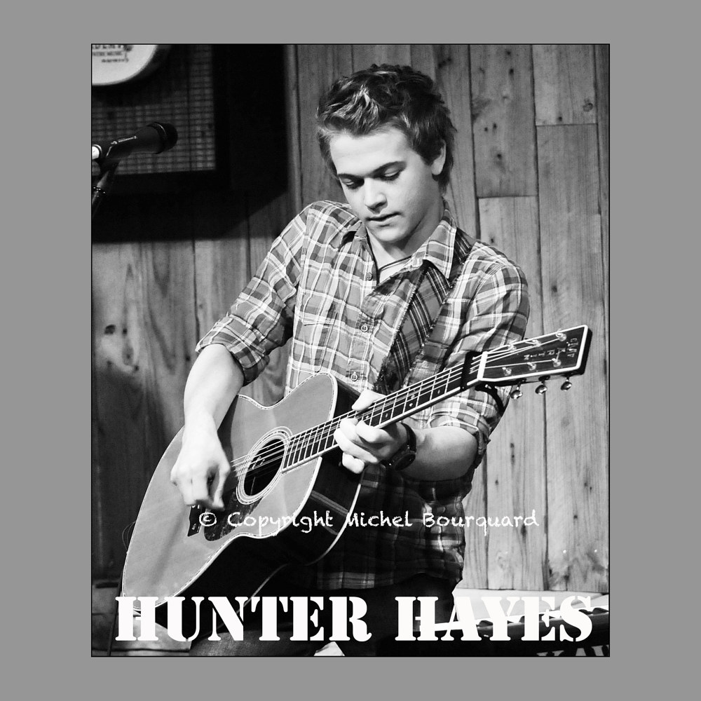 045-Hunter Hayes by Michel Bourquard