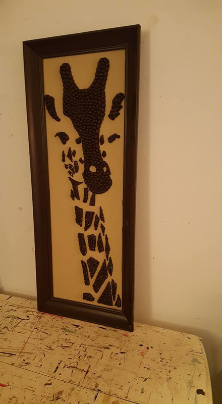 """Java Jiraffe"" by Betty Shelffo"