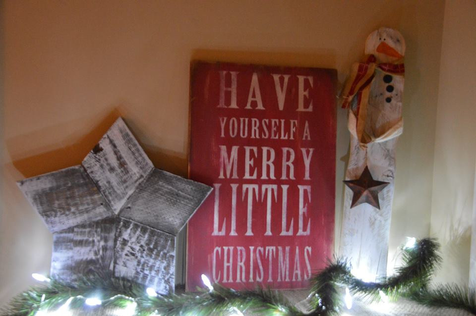 Have yourseld a merry Little Christmas by Bev Robertson