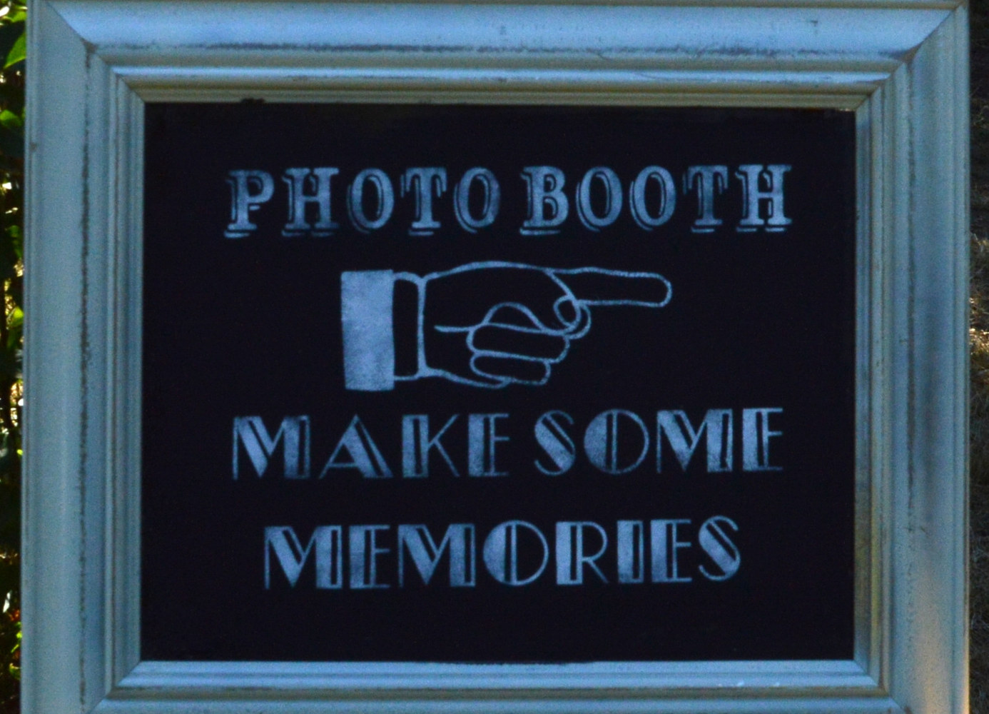 Black Board signs by Bev Robertson