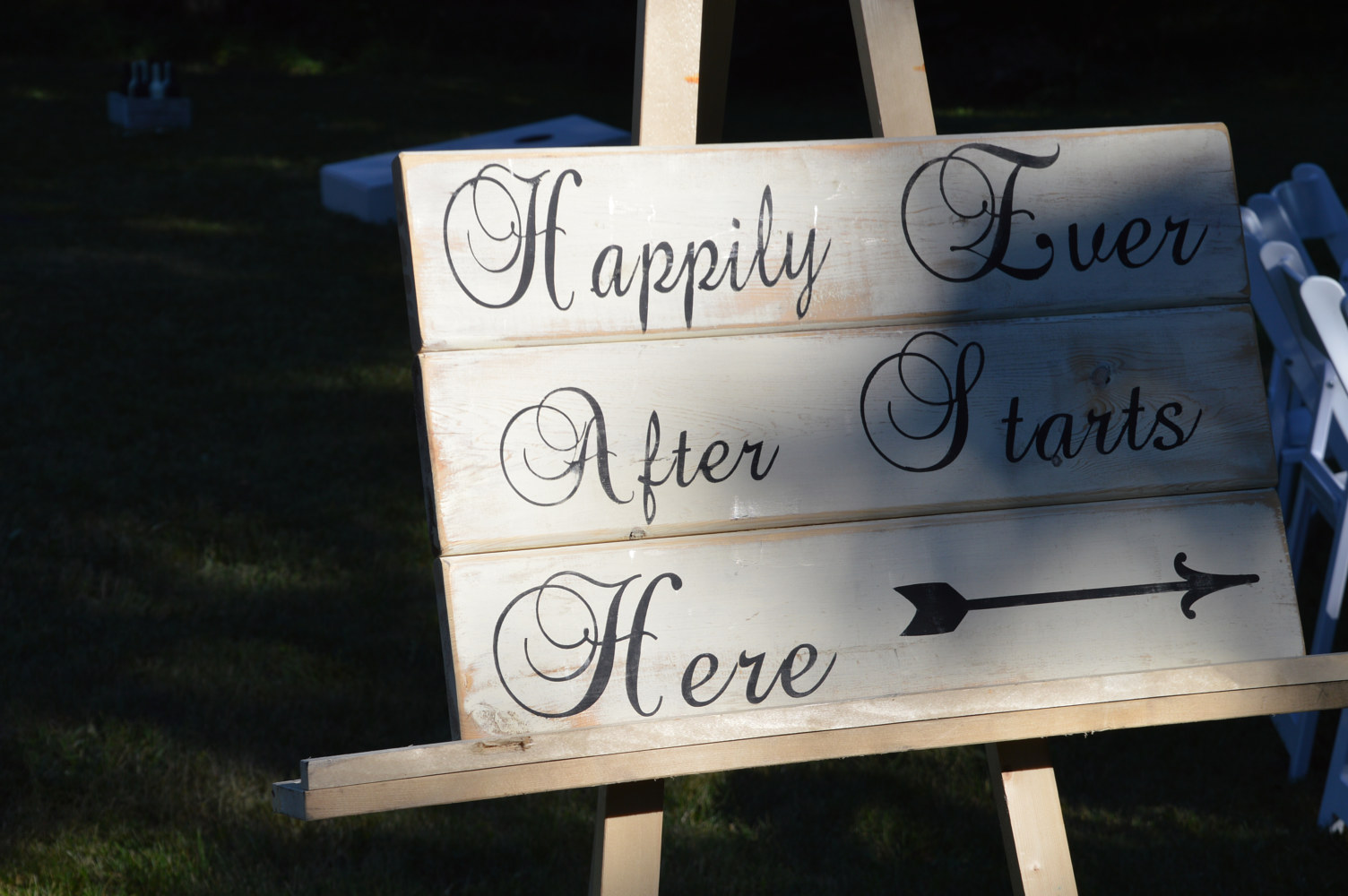 Happily Ever After by Bev Robertson