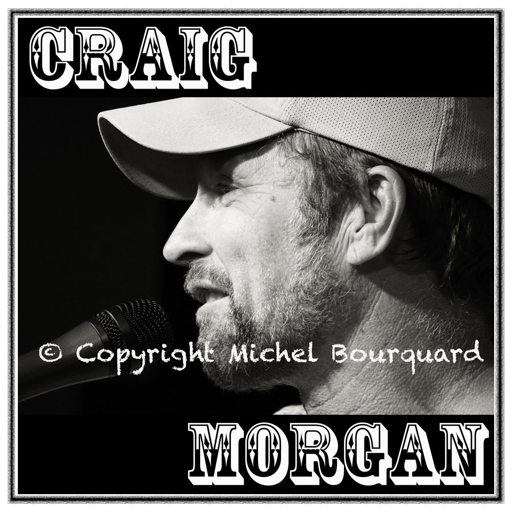Craig Morgan cover by Michel Bourquard