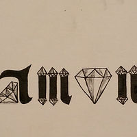 Drawing Diamonds by Jan Wirth