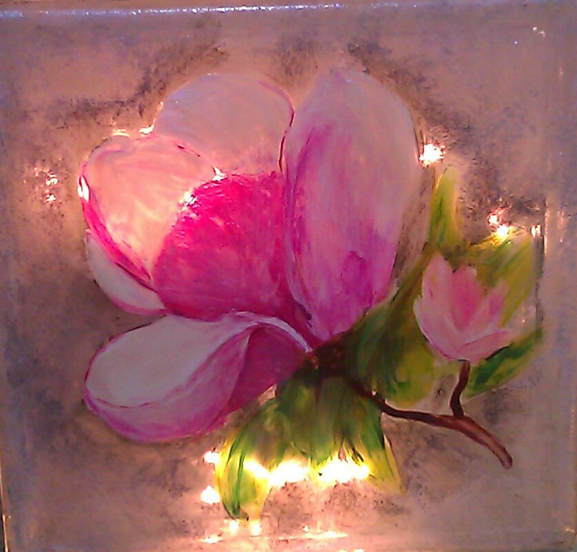 Painting MAGNOLIA 2012 by Jan Wirth