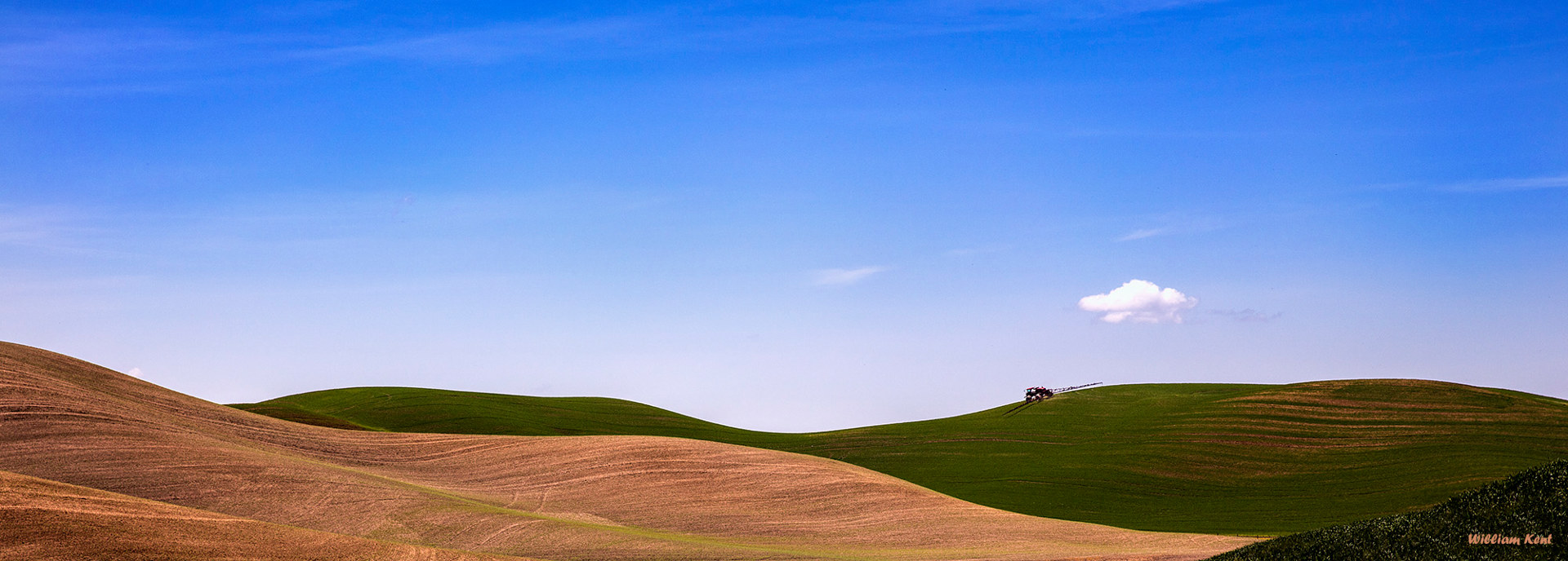 Palouse 4 by William Kent
