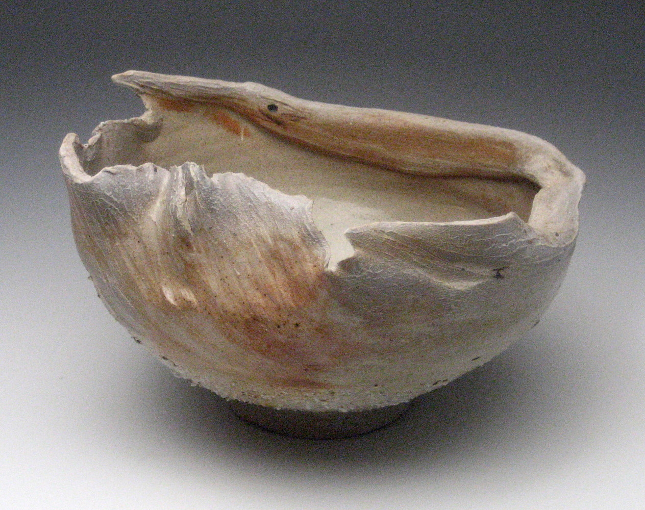 heron bowl 1 by Vicky Smith