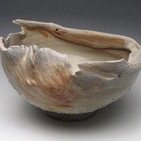 heron bowl 1 by Sharon V Smith