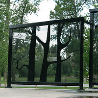 George Lane Park - Centennial Stage by John Greg Ball