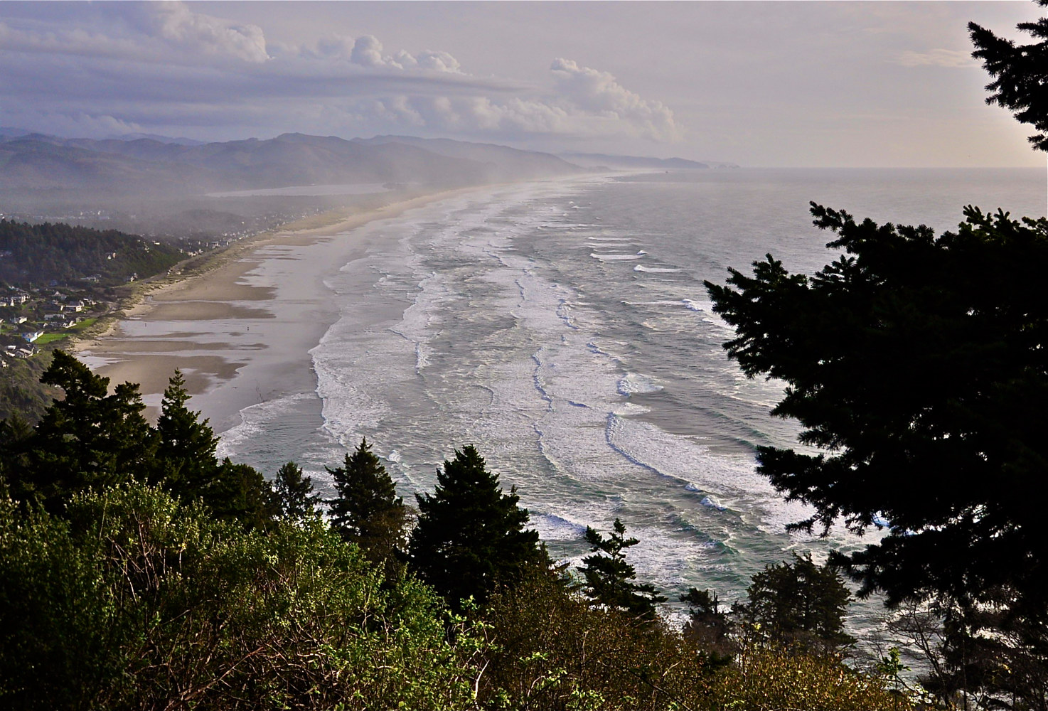NORTHERN OREGON COAST by Joeann Edmonds-Matthew