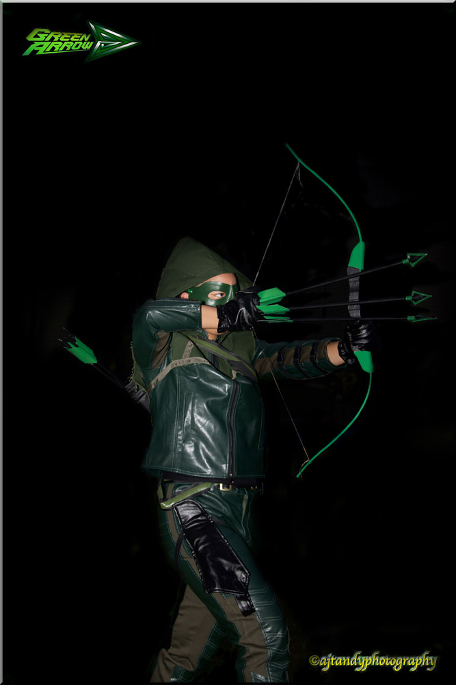 Green Arrow by Andy Humphrey