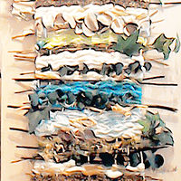 Sticks and Stones by Mary Chalmers Main