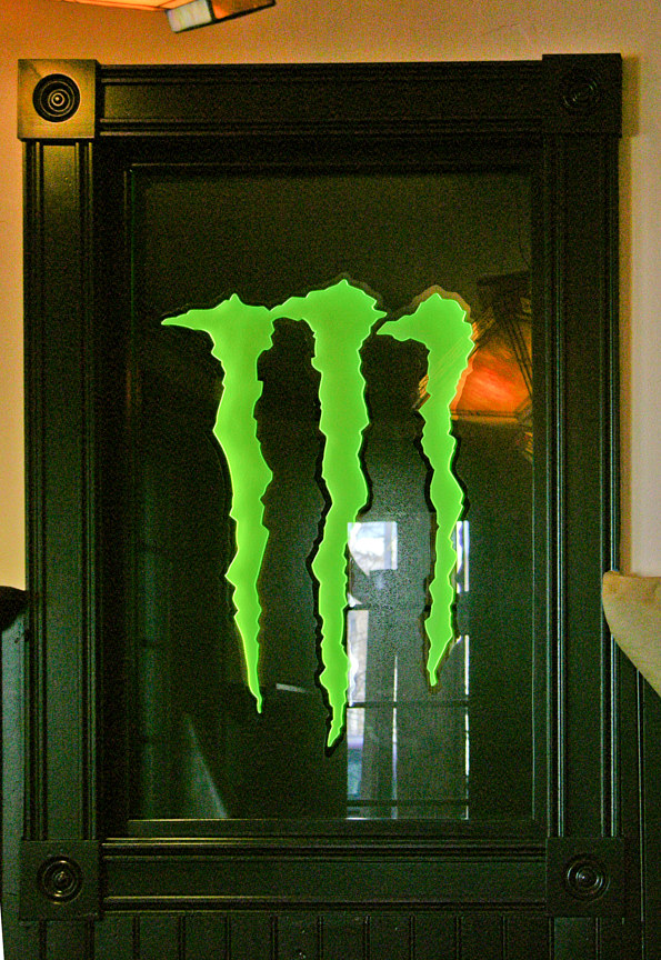 Monster Energy by Dan Cummings