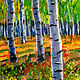 Aspens by Larry Carter