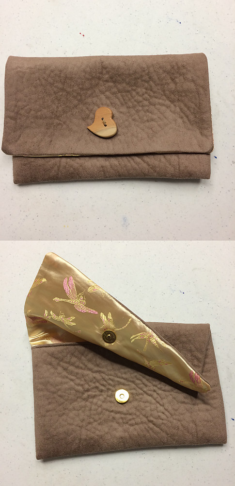 Clutch Purse by Vicki Allesia