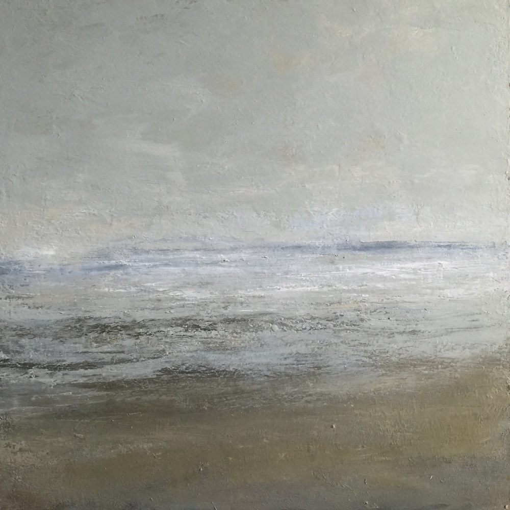 Oil painting Sea Mist/SOLD by Nella Lush