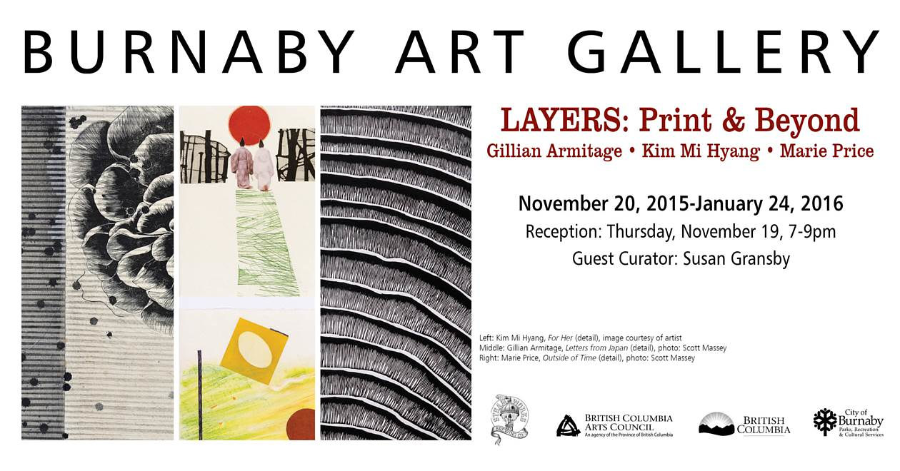 Layers Invite (curator) by Susan Gransby