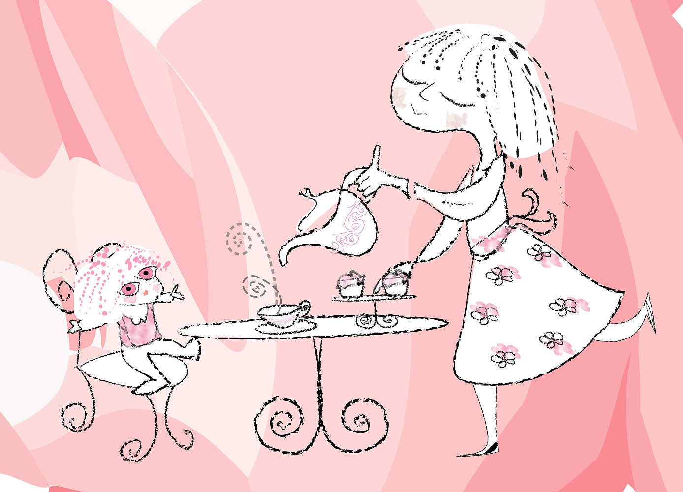 Tea Time by Kathryn Howard