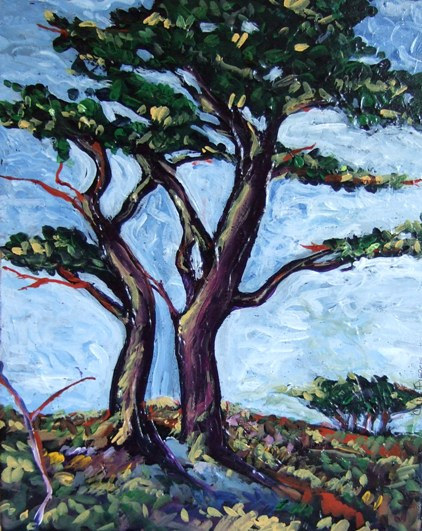 Cypress Point by Carol Pierce