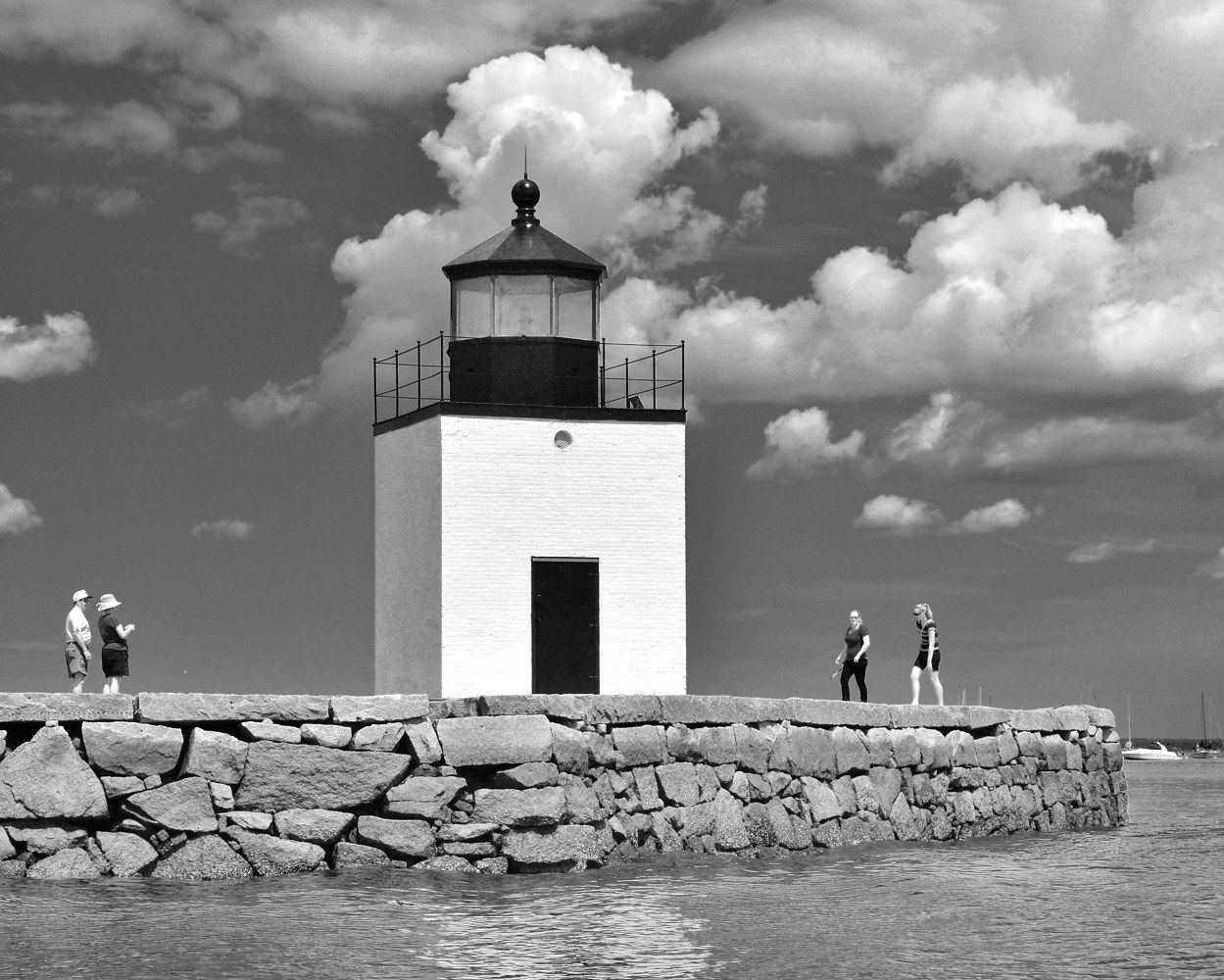 light house  by Lisa Kane