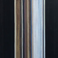 "Acrylic painting ""Edges #2"" by Brad Nuorala"