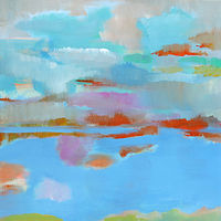 Clouds expression by Svetlana Barker