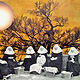 Nuns Remaining Silent Under the Strange Sun  by Jo Ann Tunnell Muench